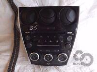 Mazda 6 2002-2008 Radio Stereo Audio CD Player CQ-MM4570AK CQMM4570AK ref. B5
