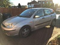 """FORD FOCUS 1.6 ZETEC """"Low miles for year"""""""