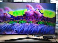 """Samsung KS8000 4K LED TV 49"""""""