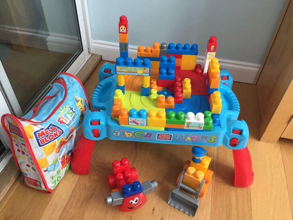 Lego Duplo Table & First Bricks | in Milton Keynes, Buckinghamshire ...
