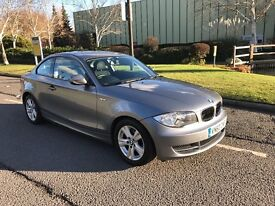 Bmw 1 series coupe 118d 2010
