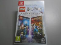 LEGO Harry Potter Collection video game for Nintendo Switch two games 1-4 + 5-7