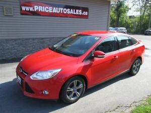 2012 Ford Focus HEATED SEATS - $39 A WEEK!!!