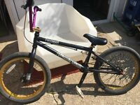 BMX Bike Voodoo Malice Good Condition WeThePeople Handlebars. Fully working. Cheap