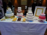 Bespoke Wedding / Birthday / Celebration Cakes Made To Order