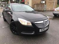 2011 -Vauxhall insignia cdti - automatic - 6 months mot - full service history - sat navigation
