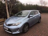 Toyota Auris ICON+ Valvematic cvt 5 door hatchback 2014