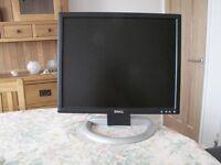 """Dell Ultrasharp 19"""" Monitor"""