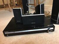 Samsung DVD/CD sound system