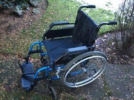 Wheelchair Rascal 125