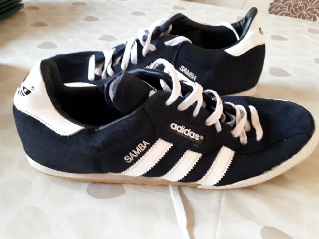 detailed pictures wholesale outlet pretty cheap Adidas samba trainers size 11 | in Weymouth, Dorset | Gumtree