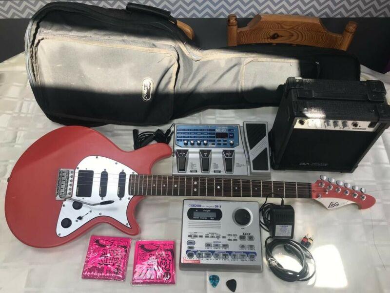 Lag Jet Electric Guitar