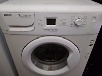 BEKO washing machine. Can deliver and install