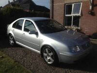 2002 VW BORA 1.6 PETROL WOW 57,000 MILES WITH FULL SERVICE HISTORY