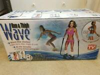 Bun and thigh wave machine