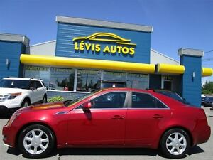 2009 Cadillac CTS 4 AWD 3.6 LITRES DIRECT INJECTION BEAU LOOK 92