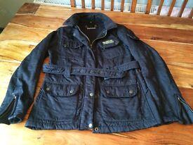 Barbour ladies black jacket