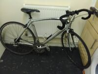 Specialized allez mens road bike size 56cm medium frame bicycle selling cheap for sale only £130