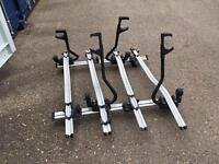 Thule Bike Roof rack for 4 Bikes