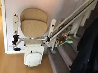 Anglia stairlift