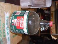 contenant à sirop Coca Cola