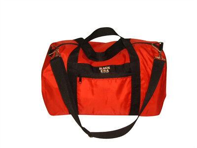 Emergency Trauma Bagsearchrescue Bagsurvival Bag Red Made In U.sa.