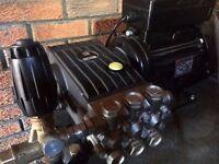 3 phase Pressure washer /jet wash /car wash/cold Pressurewasher