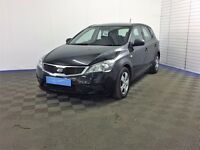 Kia Ceed 1 CRDI 2011 with No Credit Scoring Finance* and a free Samsung Tablet!**