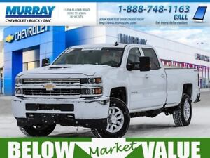 2017 Chevrolet SILVERADO 3500HD LT  **DIESEL! Backup camera!**