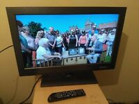 "Excellent 26"" BUSH LCD TV hd ready, freeview"
