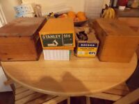 Job lot off good quality working wood working planes only £400 the lot