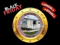 BLACK FRIDAY OFFERS: MARINERS: MARINE HOLIDAY PARK, RHYL, N.WALES: SLEEPS 8 MAX, DOG-FRIENDLY