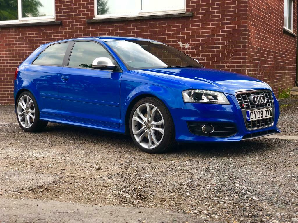 Audi S3 8P Sprint Blue FSH Low Milage Immaculate   in ...