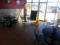 Two excellent location restaurants for sale.