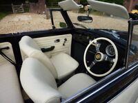 Classic W Beetle Karmann Cabriolet