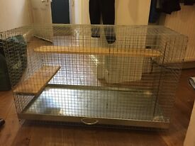 Cage suitable for Degus, Chinchillas or Rats