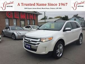 2013 Ford Edge SEL Leather Pano Roof