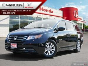 2015 Honda Odyssey 1-Owner|Clean Carfax|PWR Doors|Heated Seats
