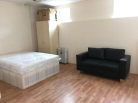 $Lovely Studio flat in Clapton E5 8AP £1250pcm all inclusive Only 2 weeks Deposit