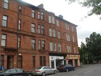 TOP FLOOR ONE BEDROOM FLAT TO LET, HOMELEA RD G44, £475.00PM [SORRY ITS GONE ]