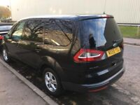 2009 FORD GALAXY BLACK 7 SEATER 2.0 PETROL WITH MOT SERVICE HISTROY