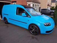 VW Caddy 1.9