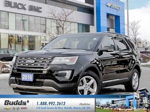 2016 Ford Explorer XLT SAFETY AND E-TESTED