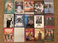 68 DVD MOVIE LOT - £10