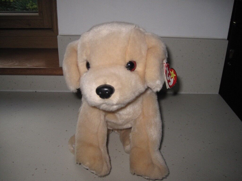 ea2e9873004 Original Ty Beanie Buddy dog