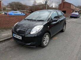 Toyota Yaris 2008 1.3 5 Door *Full Service History* Low Mileage*
