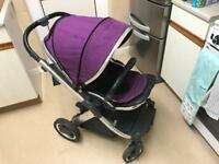 Baby Style Oyster 2 Carry Cot/pushchair