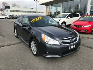 2012 Subaru Legacy 2.5i Touring Package (CVT)