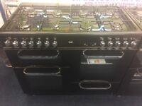 Bush dule fule gas cooker 100 cm £395.00