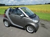 Smart ToTwo 1.0 MHD Passion Cabriolet 2dr